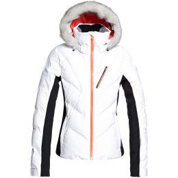 ROXY SNOWSTORM JK BRIGHT WHITE 20