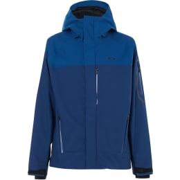 Textile OAKLEY OAKLEY SKI SHELL JKT DARK BLUE 19 - Ekosport