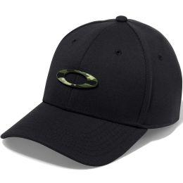 OAKLEY TINCAN CAP BLACK/GRAPHIC 21
