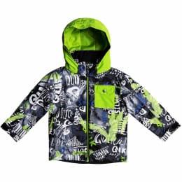 Vêtement hiver QUIKSILVER QUIKSILVER LITTLE MISSION JK BLACK CONSTRUCT 19 - Ekosport