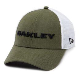 OAKLEY HEATHER NEW ERA HAT DARK BRUSH 20