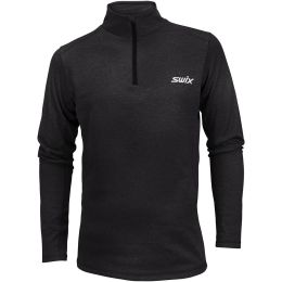 SWIX FOCUS MIDLAYER MEN BLACK 21