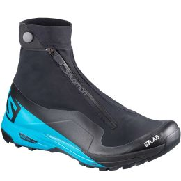 SALOMON S/LAB XA ALPINE 2 BK/TRANSCEND /RD 21