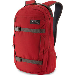 DAKINE MISSION 25L DEEP RED 21