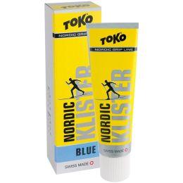 Fart de retenue TOKO TOKO NORDIC KLISTER 55G BLUE 20 - Ekosport