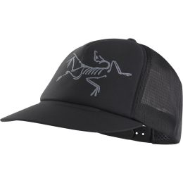 ARC'TERYX BIRD TRUCKER HAT BLACK 21