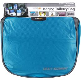 SEA TO SUMMIT HANGING TOILETRY BAG L BLUE/GREY 21