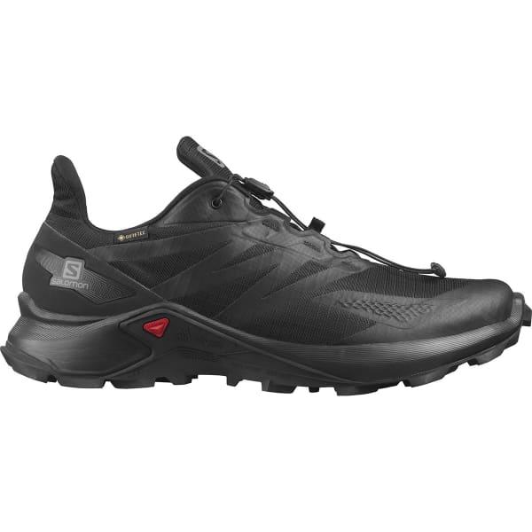 SALOMON Chaussure trail Supercross Blast Gore-tex Black/black/black Homme Noir taille 8.5