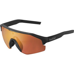 BOLLE LIGHTSHIFTER BLACK MATTE PHANTOM BROWN RED PHOTOCHROMIC 21