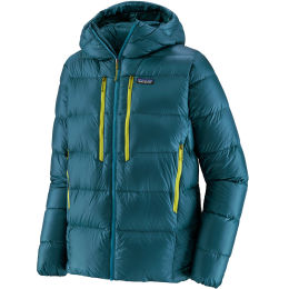 PATAGONIA M'S FITZ ROY DOWN HOODY CRATER BLUE 21
