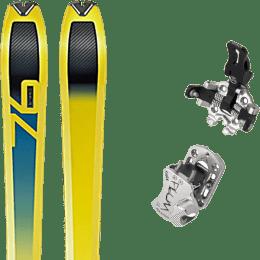 Ski randonnée DYNAFIT DYNAFIT SPEED 76 20 + PLUM GUIDE 12 GRIS 22 - Ekosport
