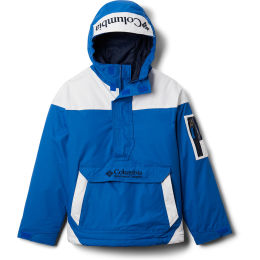 COLUMBIA CHALLENGER™ PULL OVER BRIGHT INDIGO, COLLE 21