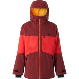 OAKLEY CEDAR RIDGE INSULA JKT OXBLOOD RED 20