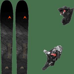 Ski randonnée DYNASTAR DYNASTAR M-VERTICAL 88 21 + FRITSCHI XENIC 10 21 - Ekosport