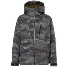 Vêtement hiver OAKLEY OAKLEY SKI DOWN JKT CAMOU 19 - Ekosport