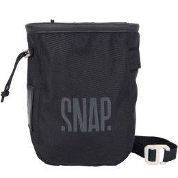 SNAP CHALK POCKET ZIP BLACK 21