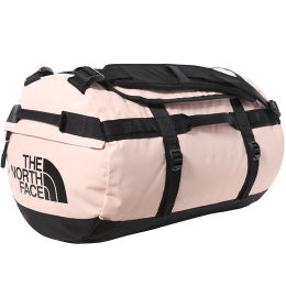 THE NORTH FACE BASE CAMP DUFFEL S EVENING SAND PINK/TNF BLACK 21