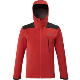 Vêtement de ski MILLET MILLET K SHIELD HOODIE FIRE 21 - Ekosport