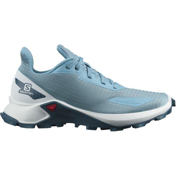 SALOMON Chaussure trail Alphacross Blast J Delphinium Blue/white 21 Enfant Bleu taille 33