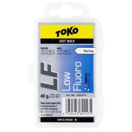 TOKO TOKO LF HOT WAX 40G BLUE 20 - Ekosport