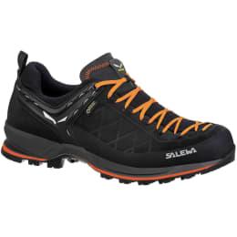 Boutique SALEWA SALEWA MS MTN TRAINER 2 GORE-TEX BLACK/CARROT 21 - Ekosport