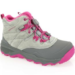MERRELL M-THERMOSHIVER GREY/PINK 19