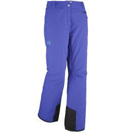 MILLET LD BIG WHITE STRETCH PANT PURPLE BLUE 17