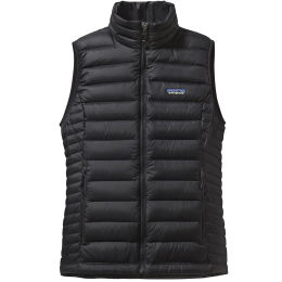 PATAGONIA DOWN SWEATER VEST BLACK W 21