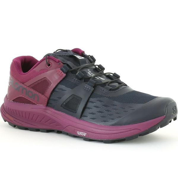 SALOMON Chaussure trail Ultra W /pro Night Sky/plum Caspia/night Sky Femme Bleu/Violet taille 3.5