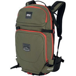 PICTURE DECOM 24L DARK ARMY GREEN 20