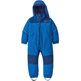 PATAGONIA BABY SNOW PILE ONE-PIECE BAYOU BLUE 21
