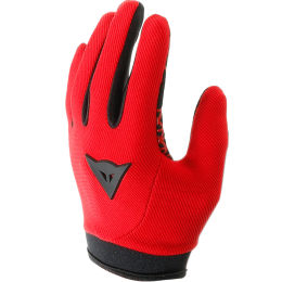 DAINESE SCARABEO TACTIC GLOVES JR LIGHT-RED/BLACK 21
