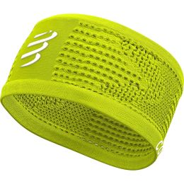 COMPRESSPORT HEADBAND ON/OFF LIME 21