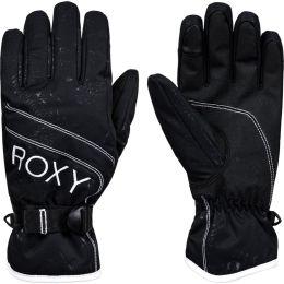 ROXY JETTY SOLID GLOVES TRUE BLACK 20
