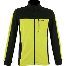 COLMAR MEN SWEATSHIRT SKI JAUNE LIME 21