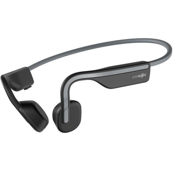AFTERSHOKZ Ecouteur running Casque Bluetooth Openmove Slate Grey Gris/Noir Unique