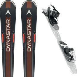 DYNASTAR SPEED ZONE 5 + XPRESS 10 B83 BLACK/WHITE 19