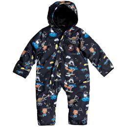 QUIKSILVER BABY SUIT BLACK SNOW PARTY 20