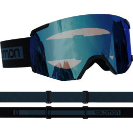SALOMON S/VIEW BKBRAND/LOLIGHT L.BLUE 21