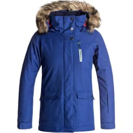 Vêtement de ski ROXY ROXY TRIBE GIRL JKT SODALITE BLUE 18 - Ekosport