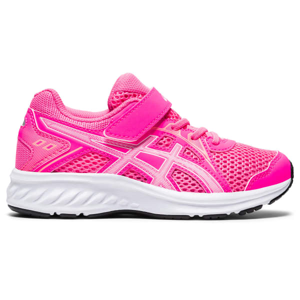 ASICS Chaussure running Jolt 2 Ps Jr Hot Pink/white Enfant Rose/Blanc taille 3