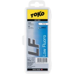Fart TOKO TOKO LF HOT WAX 120G BLUE 20 - Ekosport