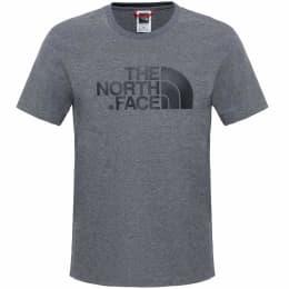 Vêtement streetwear THE NORTH FACE THE NORTH FACE M S/S EASY TEE TNF MEDIUM GREY HEATHER 22 - Ekosport