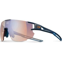 JULBO AEROSPEED DARK BLUE/DARK BLUE/ORANGE ZEBRA LIGHT RED 21