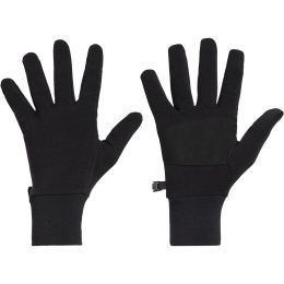 ICEBREAKER ADULT SIERRA GLOVES BLK 21