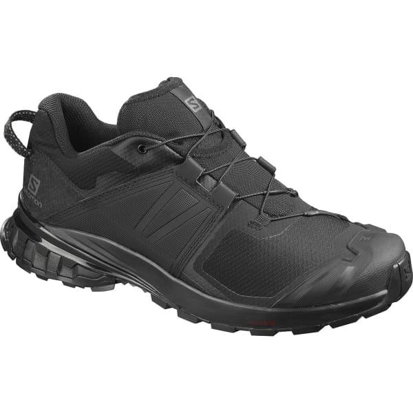 SALOMON Chaussure trail Xa Wild Black/black/black Homme Noir taille 8.5