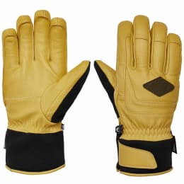 Technologie PICTURE PICTURE BOOGEY GLOVES YELLOW 19 - Ekosport