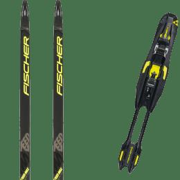 Pack ski FISCHER FISCHER SPEEDMAX CLASSIC PLUS 812 SOFT IFP 19 + FISCHER RACE CLASSIC 21 - Ekosport