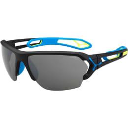 Óculos de sol CEBE CEBE S TRACK L MAT BLK BL 1500 GRY AF SLVR FM + 500 CLEAR AF 20 - Ekosport