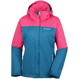 Boutique COLUMBIA COLUMBIA EVERETT MOUNTAIN JKT PHOENIX BLUE/PUNCH PINK 18 - Ekosport